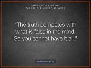 truth or repose